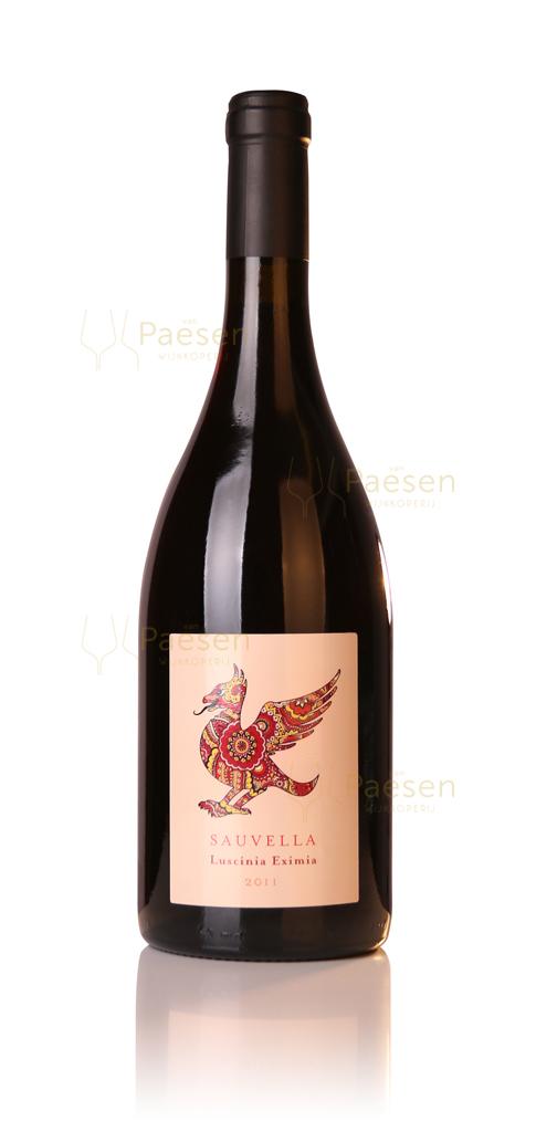 premium natural wine Pyreneeën Sauvella Orcau
