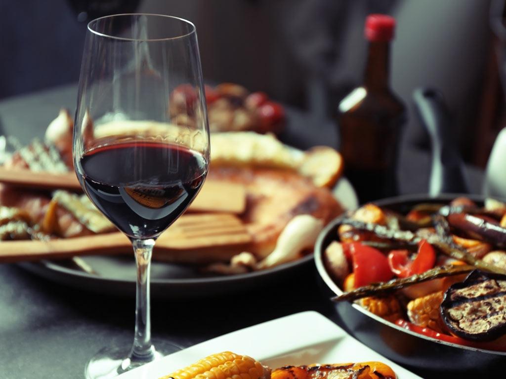 Biologische wijn en spijs combinaties