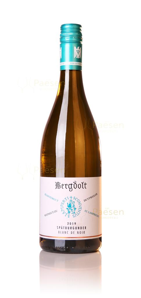 Carolin Bergdolt Blanc de Noir 2019 Spatburgunder