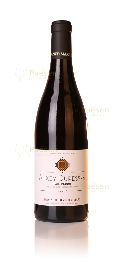 Deveney Mars Auxey Duresses pain perdu 2017