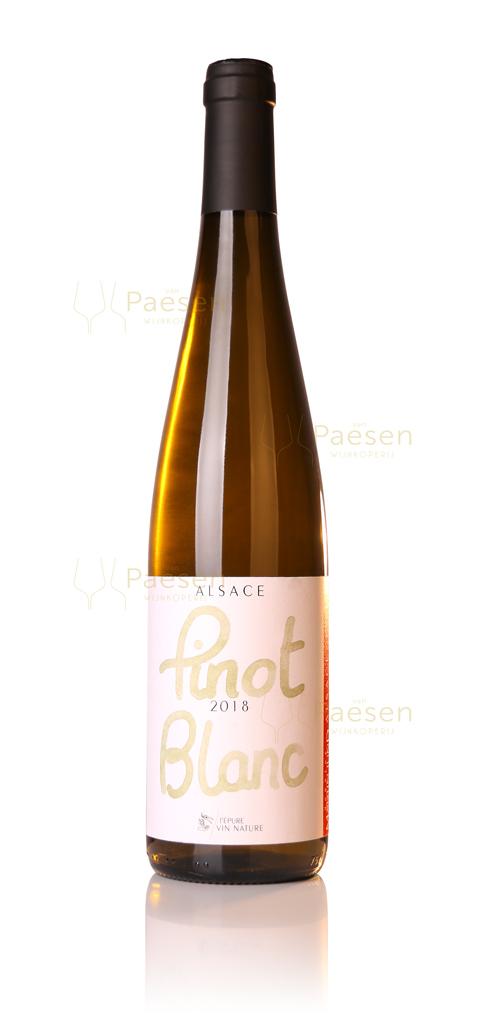 Domaine Martin Jund Pinot Blanc l'Epure 2018