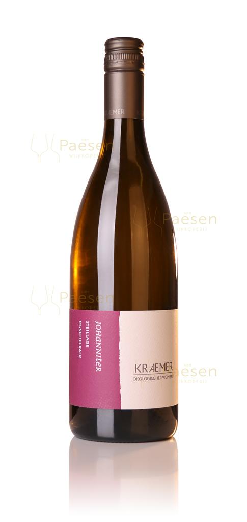 Weinbau Kraemer Johanniter Muschelkalk 2017