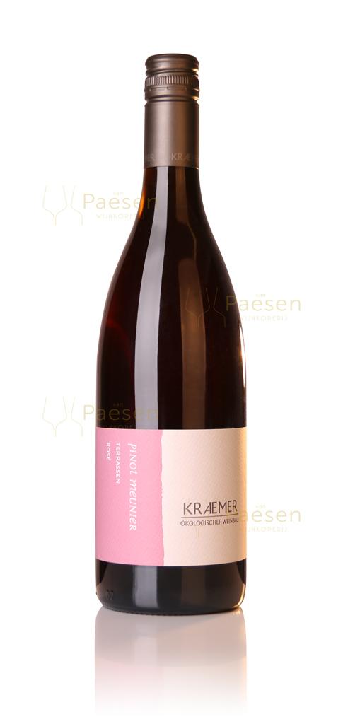 Weinbau Kraemer Pinot Meunier Terrassen 2018