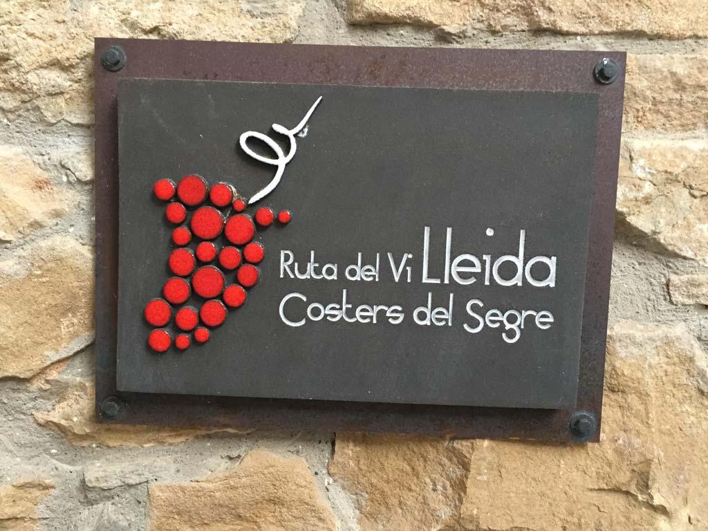Ruta del Vi Lleida Costers del Segre Catalunya Orcau Sauvella