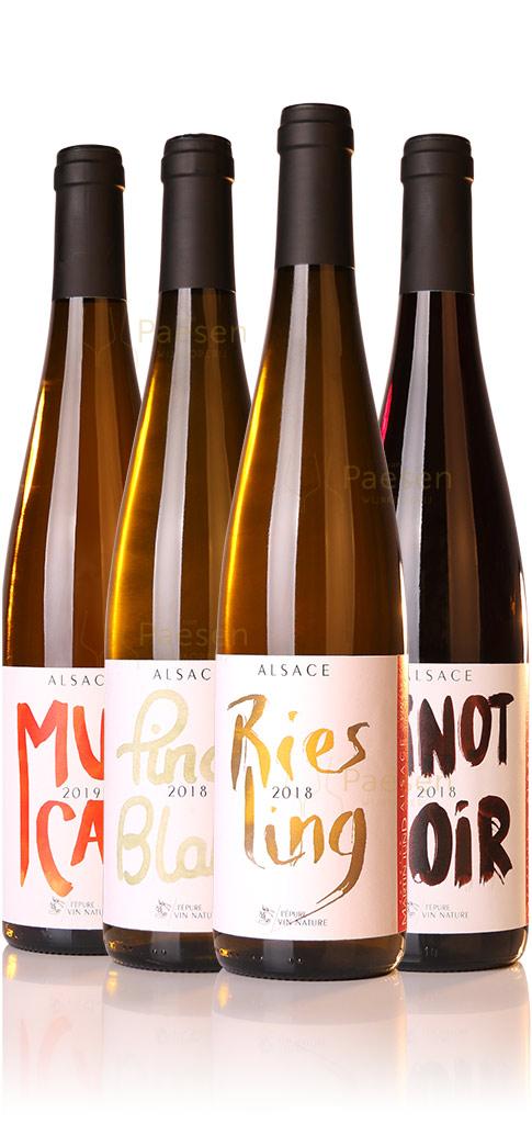 wijnpakket alsace complet