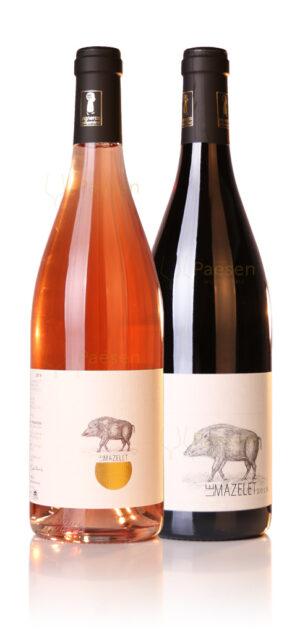 wijnpakket le mazelet