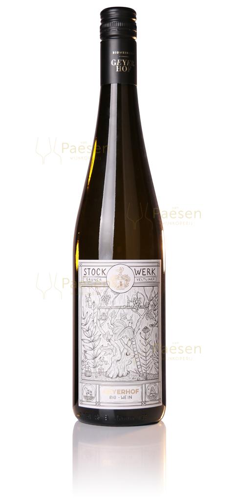 biodynamische Oostenrijkse witte wijn