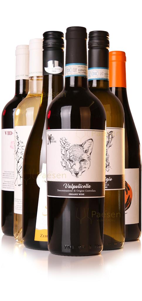 biologische wijnen proeven