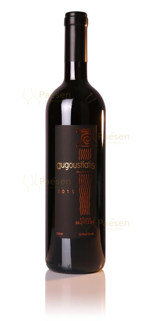 Augoustiatis, biologische rode Griekse wijn