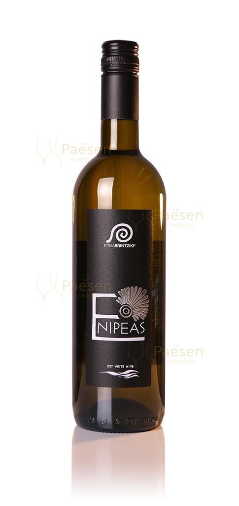 Enipeas, biologische witte droge wijn