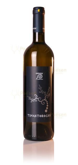 Tinaktorogos, biologische Griekse witte wijn