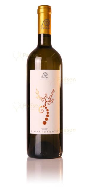 Tinaktorogos, witte wijn van de Peloponessos